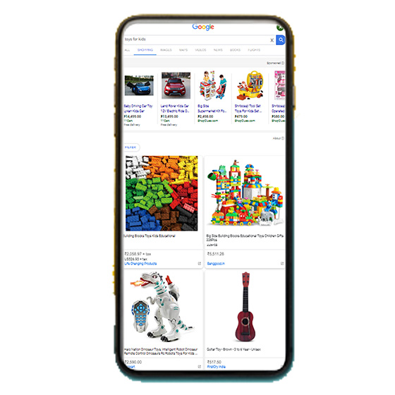 Google Saves The Day For E-tailers With Free Listings In Google Shopping