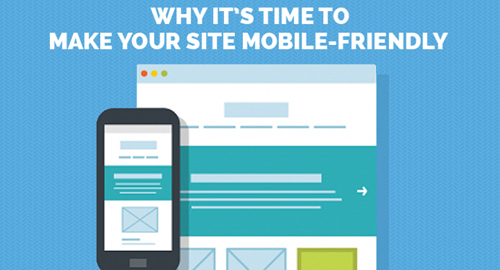 Mobile Commerce is Here to Stay: Why it's Time to Make Your Site Mobile-Friendly