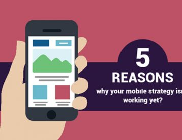 Five Reasons Why Your Mobile Strategy Isn't Working