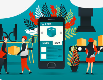 Industry 4.0 and eCommerce - Digital Transformation in Manufacturing
