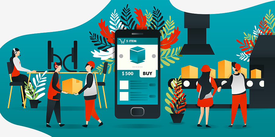 Industry 4.0 and eCommerce – Digital Transformation in Manufacturing