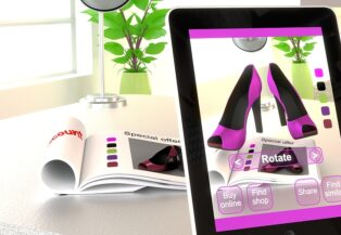 How Augmented Reality can Deliver more Engaging Shopping Experiences